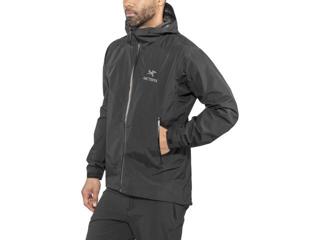 f422154321 Arc'teryx Zeta SL Jacket Herren black   campz.de